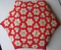 2011- 5  hexagon cushion