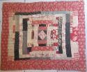 2012-1   central medallion patchwork quilt